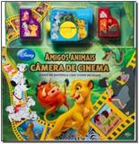 Amigos Animais - Camera De Cinema - Dcl