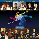 Amigos (O Melhor Dos Amigos 1, 2, 3 E 1999) - CD - Som livre