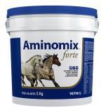Aminomix forte  5 kg suplemento para vitaminico para cavalos validade 02/21 - Vetnil