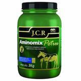 Aminomix Potros Jcr 3kg - Suplemento Equinos - Vetnil