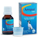 Amipur 12,5% Tratamento Infestações Carrapatos 20ml - Ceva