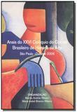 Anais do x x v i coloquio do comite brasileira de - Com arte editora - bh