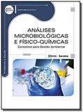 Analises microbiologicas e fisico-quimicas: concei - Editora erica ltda