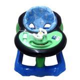 Andador De Bebê Musical Infantil New Philpoo Azul E Verde