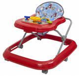 Andador de Bebê Toy Tutti Baby Vermelho