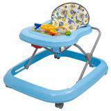 Andador Educativo Menino Infantil Tutti Baby Toy Até 15 Kg