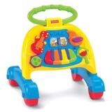 Andador Musical Com Atividades Brilliant Basics Fisher Price - Fisher-price