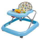 Andador Tutti Baby Toy Musical - Até 15 kg - Azul bebê - Tutty baby