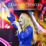 Andréa Fontes - Deus Surpreende - CD - Som livre