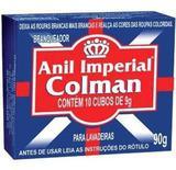 Anil Imperial Colman 10 Cubos de 9g