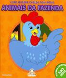 Animais Da Fazenda - Livro Quebra-cabeca Com Rimas - Blu editora