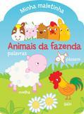 Animais Da Fazenda: Minha Maletinha - Editora nobel