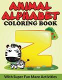 Animal Alphabet Coloring Book - Bowe packer