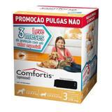 Anti Pulgas Comfortis  spinosad 270mg combo com 3 unidades - Elanco