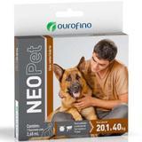 Anti Pulgas e Carrapatos Ouro Fino Neopet Cães de 20,1 a 40kg