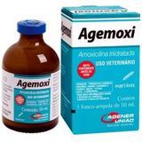 Antibiótico Agemoxi Injetável 50mL - Agener