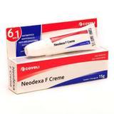 Antibiótico Em Creme Neodexa - 15gr - Coveli
