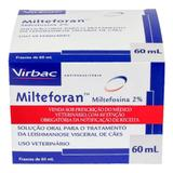 Antiparasitário Solução Oral Para Leishmaniose - 60ml - Virbac