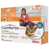 Antipulgas Comfortis 270mg Cães De 4,5 A 9 Kg 1 Comprimido - Elanco