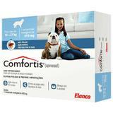 Antipulgas Comfortis 810mg Cães De 19 A 27 Kg 1 Comprimido - Elanco