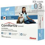 Antipulgas Comfortis 810mg Cães De 19 A 27 Kg Kit 3 Caixas - Elanco