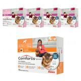 Antipulgas Confortis Para Cachorros E Gatos De  2,3 A 4,5 Kg - Elanco