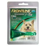 Antipulgas e Carrapatos Frontline Plus para Cães de 1 a 10 kg - Merial