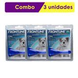 Antipulgas E Carrapatos Frontline Top Spot Para Cães Combo De 10 A 20 Kg - Merial