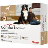 Antipulgas Elanco Comfortis 1620mg Para Cães De 27kg A 54kg