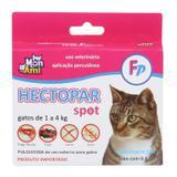 Antipulgas Hectopar Mon Ami 0,4ml - Gatos de 1 a 4kg
