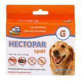 Antipulgas Hectopar Mon Ami (G) 2,5ml - Cães de 10 a 25kg