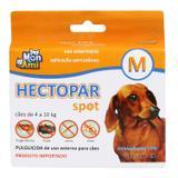 Antipulgas Hectopar Mon Ami (M) 1ml - Cães de 4 a 10kg