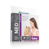 Antipulgas Neopet Gatos 0,32ml Ourofino - Ouro fino