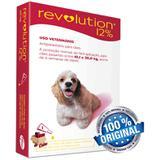 Antipulgas Revolution 12 1ml Pfizer Para Cães 10 Kg A 20 Kg - Zoetis