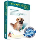Antipulgas Revolution 12 2ml Pfizer Para Cães 20 Kg A 40 Kg - Zoetis