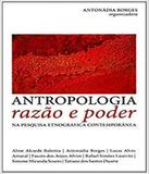 Antropologia - Razao E Poder Na Pesquisa - Thesaurus