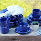 Aparelho de Jantar 20 peças Donna Azul - Oxford - Oxford es