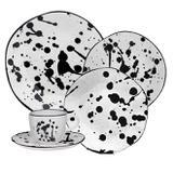 Aparelho De Jantar Oxford Art Ryo Porcelana 20 Peças