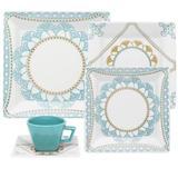 Aparelho de Jantar Oxford Domo Porcelana 30 Peças - Gm30-2459