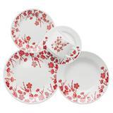 Aparelho de Jantar Oxford Donna Porcelanas 30 Peças Jardim Oriental - AE30-5102