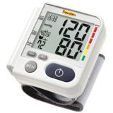 Aparelho de Medir Pressao Digital G-Tech LP200, Premium de Pulso - Branco