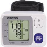 Aparelho de Pressão Digital Automático de Pulso, Detecção de Arritmia Omron Control + HEM-6131