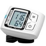 Aparelho de Pressão Digital para Pulso More Fitness MF-333 - Blanco - Grupo save