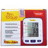 Aparelho Medidor De Pressão Digital Pulso G-Tech Premium BSP21