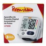 Aparelho Monitor Pressão Arterial Digital Pulso G-Tech LP200