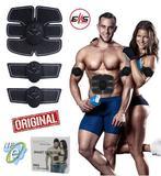 Aparelho Tonificador Muscular Ems Perna Braço Abdominal Smart Fitness Emagrecedor Elétrico Six Pad Estimulador Original - Leffa shop