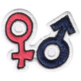 Aplique Patch Bordado Moda Genero Feminino Masculino DV80776- - Universo talysma bordados