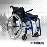 Apoio de Braço Fixo Removível para cadeira Star Lite Ortobras