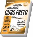Apostila Câmara de Ouro Preto - Agente Legislativo - Curso oficial