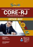 Apostila CORE-RJ - 2019 - Office-Boy - Editora solução